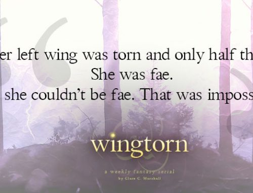 Wingtorn: Arrival – Chapter 1