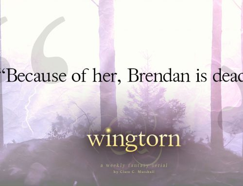 Wingtorn: Arrival – Chapter 8